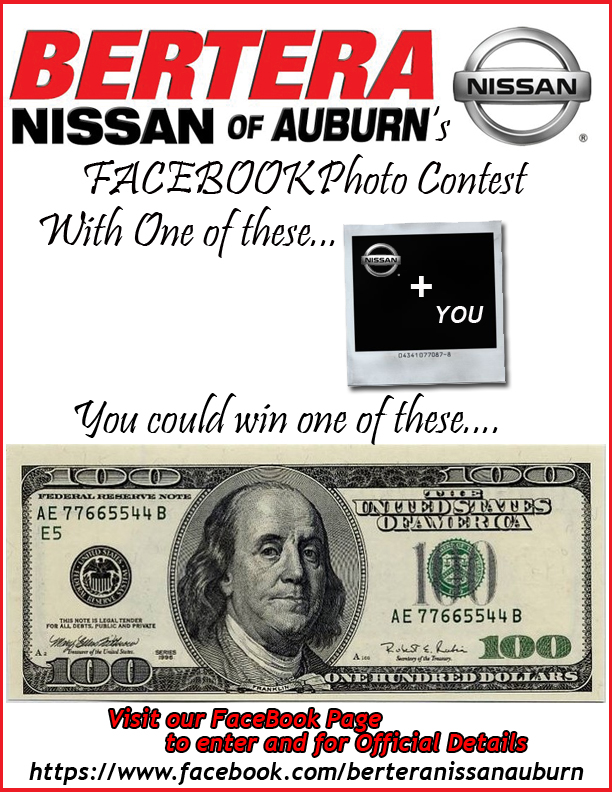 Bertera Nissan FaceBook Photo Contest