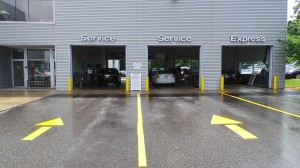Service Entrance