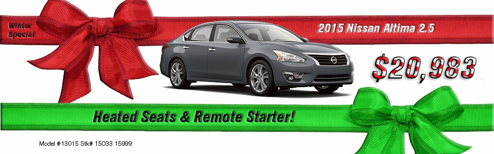 Ribbons Borders - 2015 altima banner